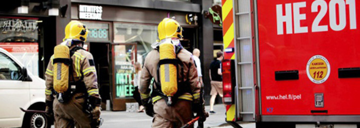 Finish firefighters